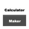 Calculator Maker